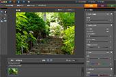 PhotoShop Elements 8 | クイック編集モード